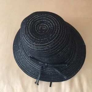 Cute hat. Poly/cotton. Adjustable NWT